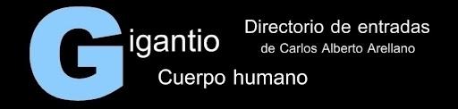 Gigantio: Cuerpo humano