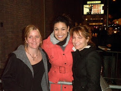 Me &amp; Deb met Jordin Sparks