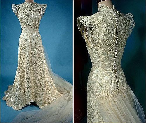 thrift stores wedding dresses