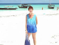 Happy on the beach!