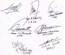 2. Acercate a la Aldea a firmar por el Proyecto!!