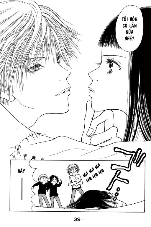 Perfect Girl Evolution chap 10 - Trang 37