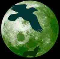 Over the Green Moon