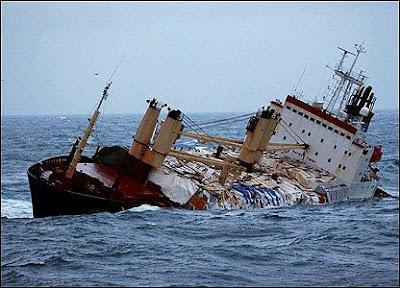 Original Nourishing Obscurity Oceanos Cowardice And Courage - Sinking cruise ship oceanos