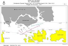 Batas Laut RI-Singapura