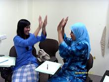 Peserta Kursus di Institut Sosial Malaysia