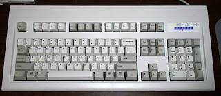 Unicomp Customizer 104 Windows keyboard