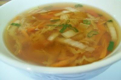 Cuisine la bine soupe au miso poivron rouge et lime - Soupe miso ingredient ...