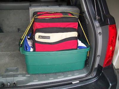 It Took Me Two Hours To Work On My Honda Pilot Today I Moved Things Around In Various Places The Car Everything Is Not Red Bag So Read