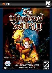 Download The Whispered World