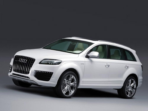 Audi Cars & Specifications