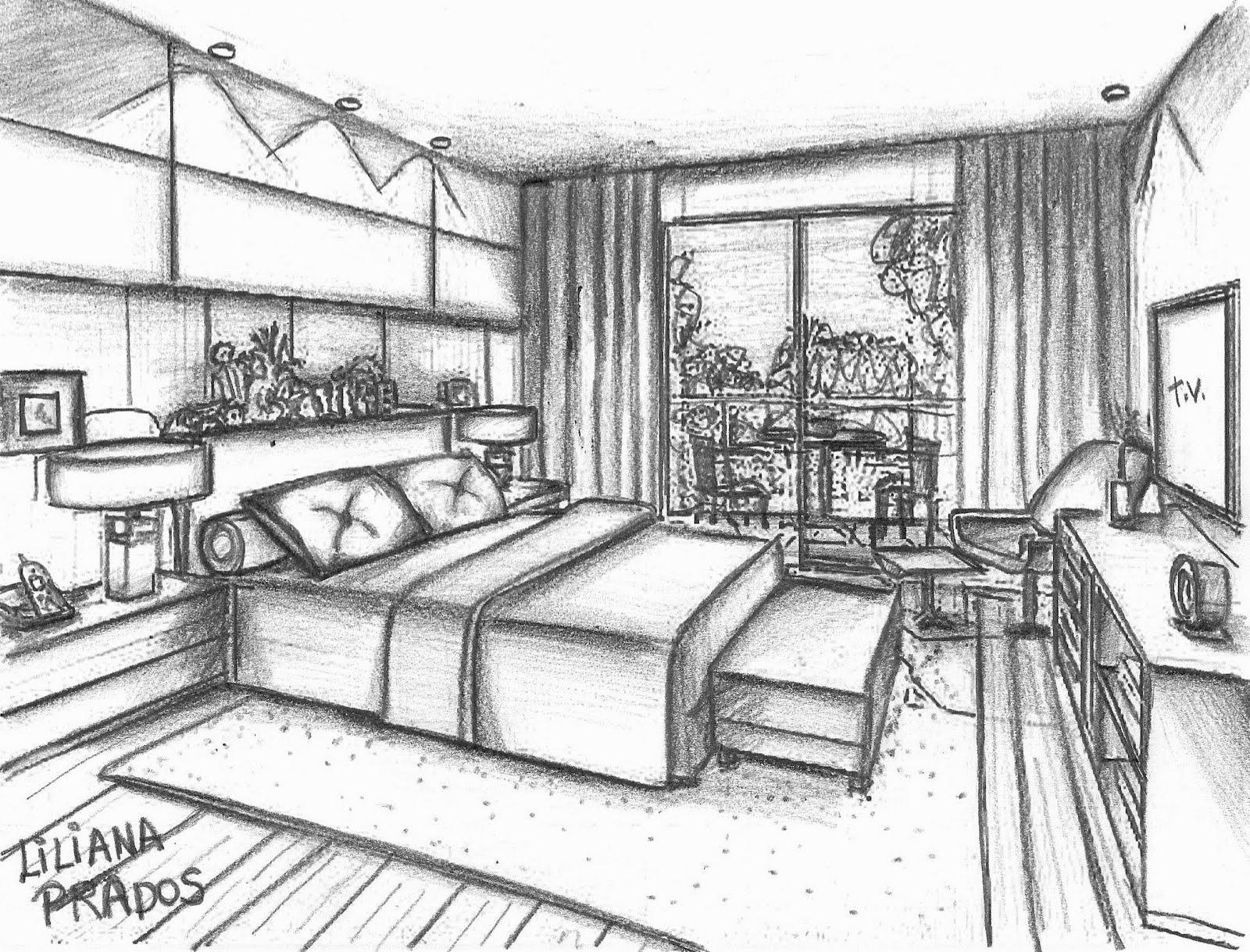 Desenho Em Quarto ~ Aprendiz Arquitet u00f4nicaÁreas mínimas