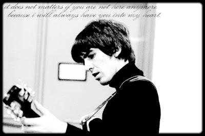 i love you george (L)