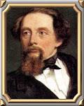 El escritor inglés Charles Dikens