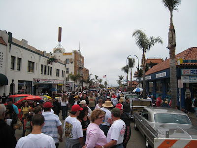 22nd Annual Pismo Beach Pomeroy Street