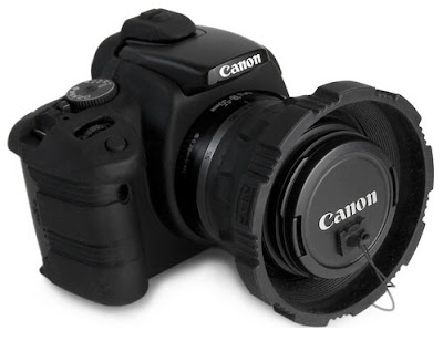 Stock Photo for the Camera Armor for the Canon EOS Rebel XTi 400D