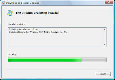 KB947821 -- the system update readiness tool for Microsoft Windows Vista