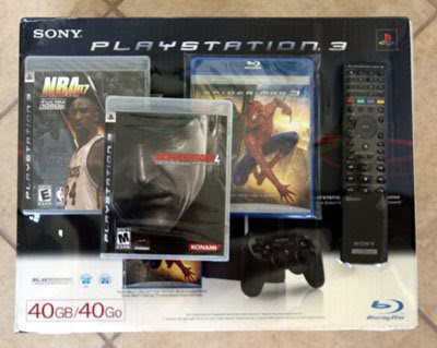Two PS3 Solution for Blu-Ray DVD Players