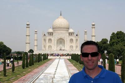 Just the Taj.
