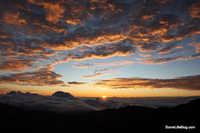 Sunrise and Tours at Haleakala Volcano Crater: Capturing Sunrise