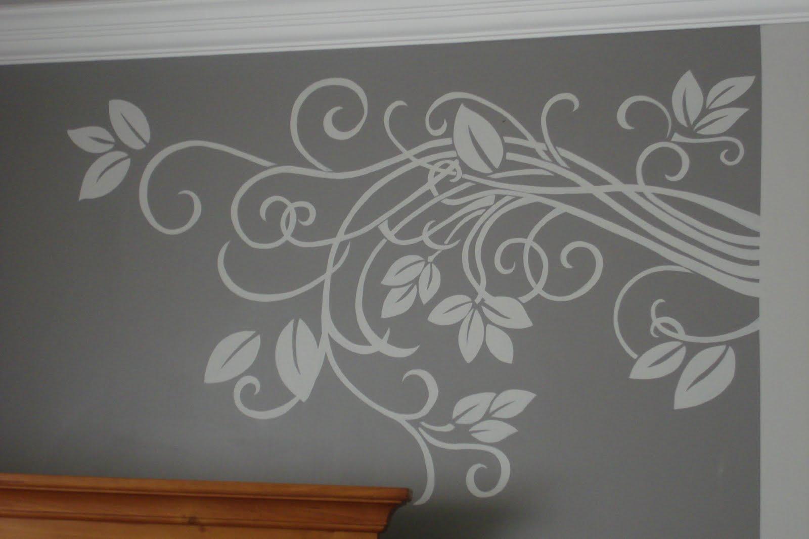 Pinturas decorativas em parede - Pinturas decorativas paredes ...