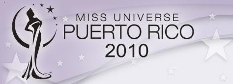 Miss Universe Puerto Rico 2010
