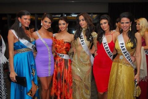 Miss Perú 2010 en Miss Universe 2010