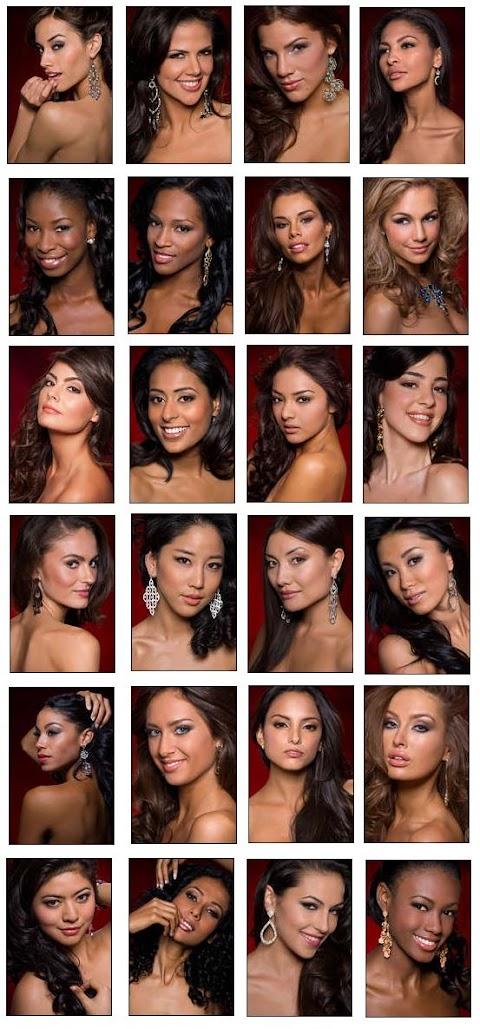 Miss Universe 2010 Close-ups