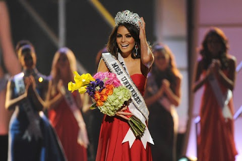 ¿David Letterman ridiculizó a Miss Universo?