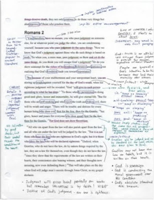 Close reading essay examples