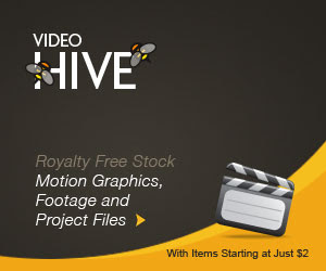 Stock Footage, Motion Graphics, Project Files