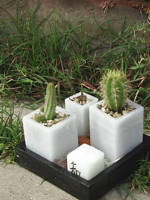 La casa de las velas en pomaire jardines zen y maceteros - La casa de las velas ...