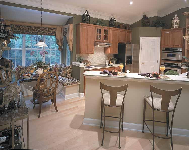 مطابخ صورة تصميم وديكور مطبخ رقم 7