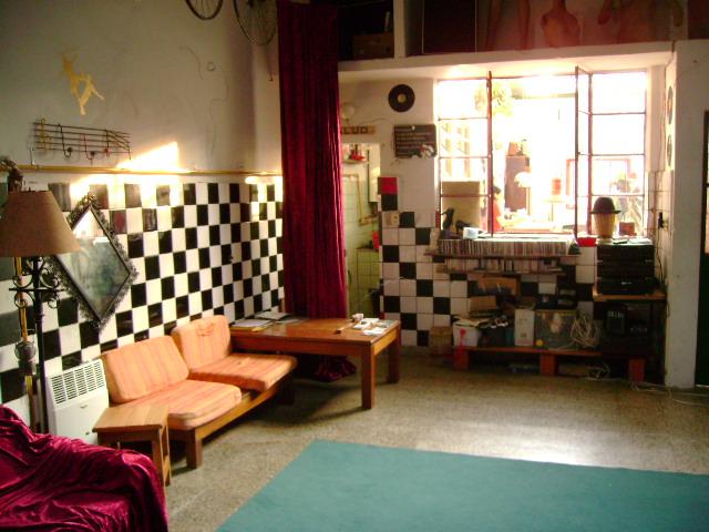 La sala de La Galerita