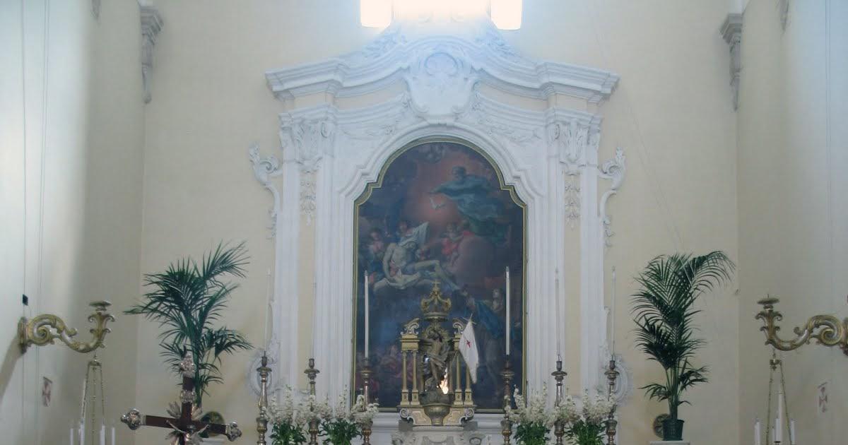 La chiesa del purgatorio gli arredi sacri for Arredi sacri
