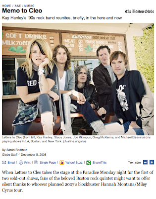 Letters To Cleo. kay hanley letters to cleo.