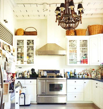 Ideas for Decorating Above Cabinets | Between 3 SistersBetween 3