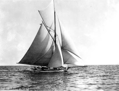 Classic Yacht Restoration Guild current project is the complete restoration ...