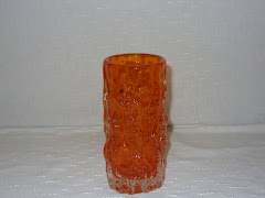 Tangerine Vase