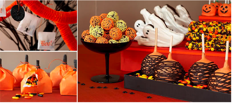 Ideas decorativas comida de halloween for Decoracion de comida