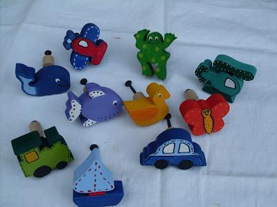 Migordabella souvenirsyadornos - Tiradores cajones infantiles ...