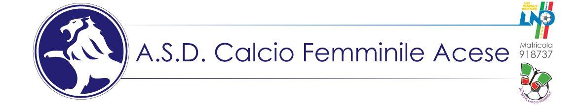 ASD -  Calcio Femminile Acese