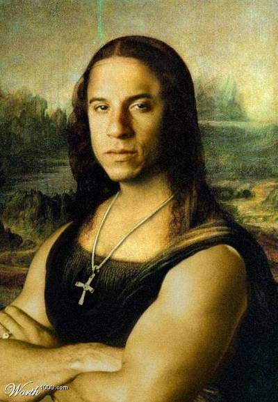vin diesel wife and kids. vin diesel wife. Mocking Mona