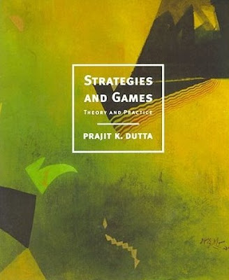 Strategies and Games: Theory and Practice. Book Review