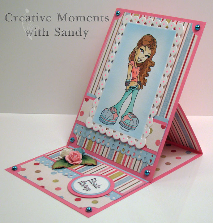 Creative Moments With Sandy: August 2010