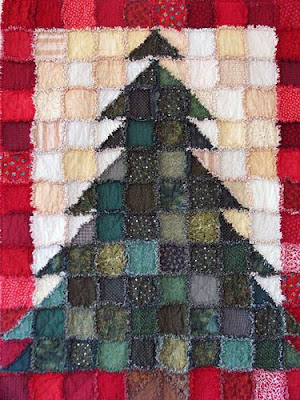 Quilting - Oh, Christmas Tree Quilt Pattern
