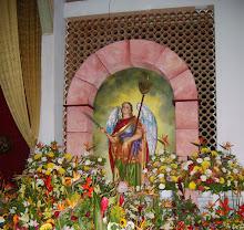 San Miguel Arcángel Santo Patrono
