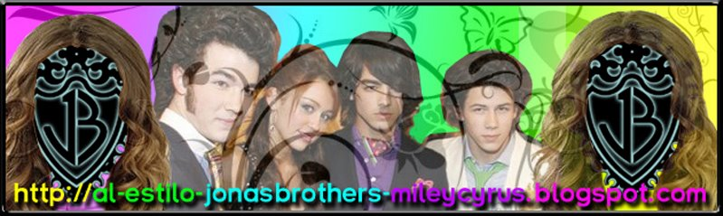 Jonas Brothers y Miley Cyrus ~BLOG~