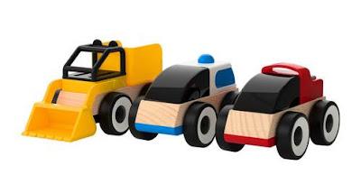 Ikea e momichan lillabo veicoli in legno - Tappeto pista ikea ...