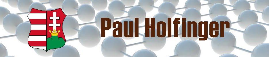 Paul Holfinger